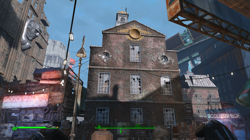 Touring Boston's Freedom Trail in Fallout 4