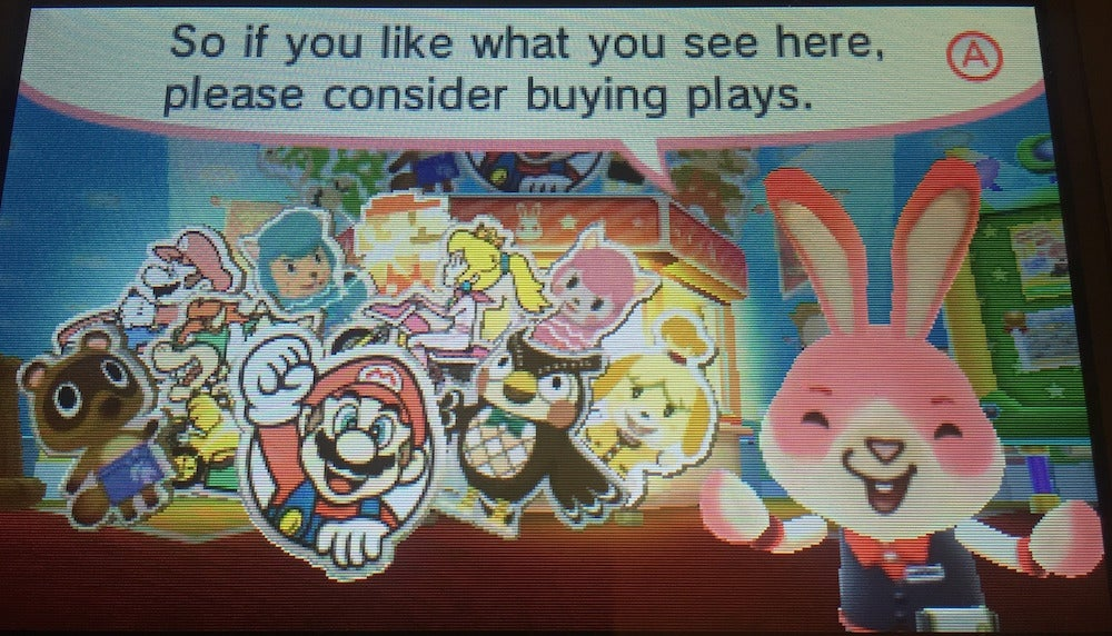 Nintendo Explains Microtransactions In The Most Nintendo Way Possible