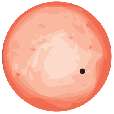 An Earth-Sized Neighbour May Be the Most Important Exoplanet Yet