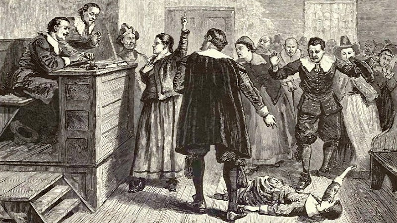How the Salem Witch Trials Prevented Vaccinations