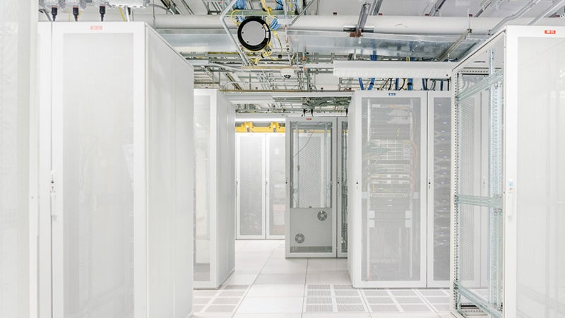 A Rare Look Inside NY's Secretive Data Centres