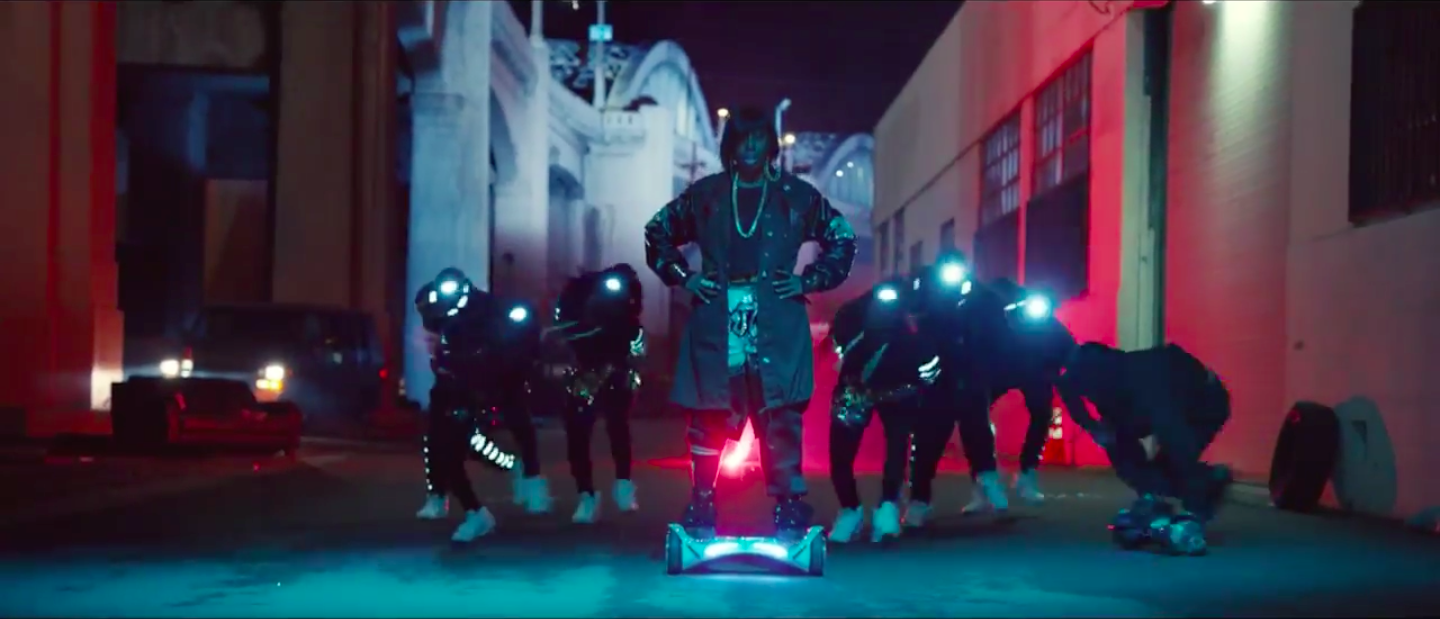 The Hoverboards Have Won