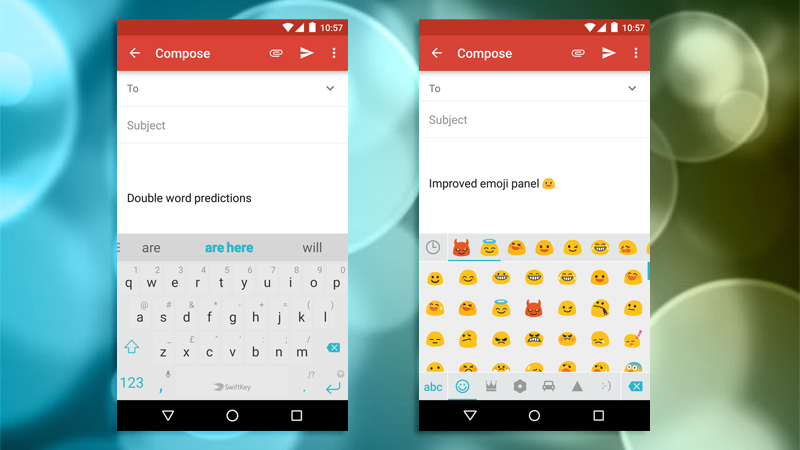 SwiftKey Now Predicts Two Words at a Time So You Can Type Faster