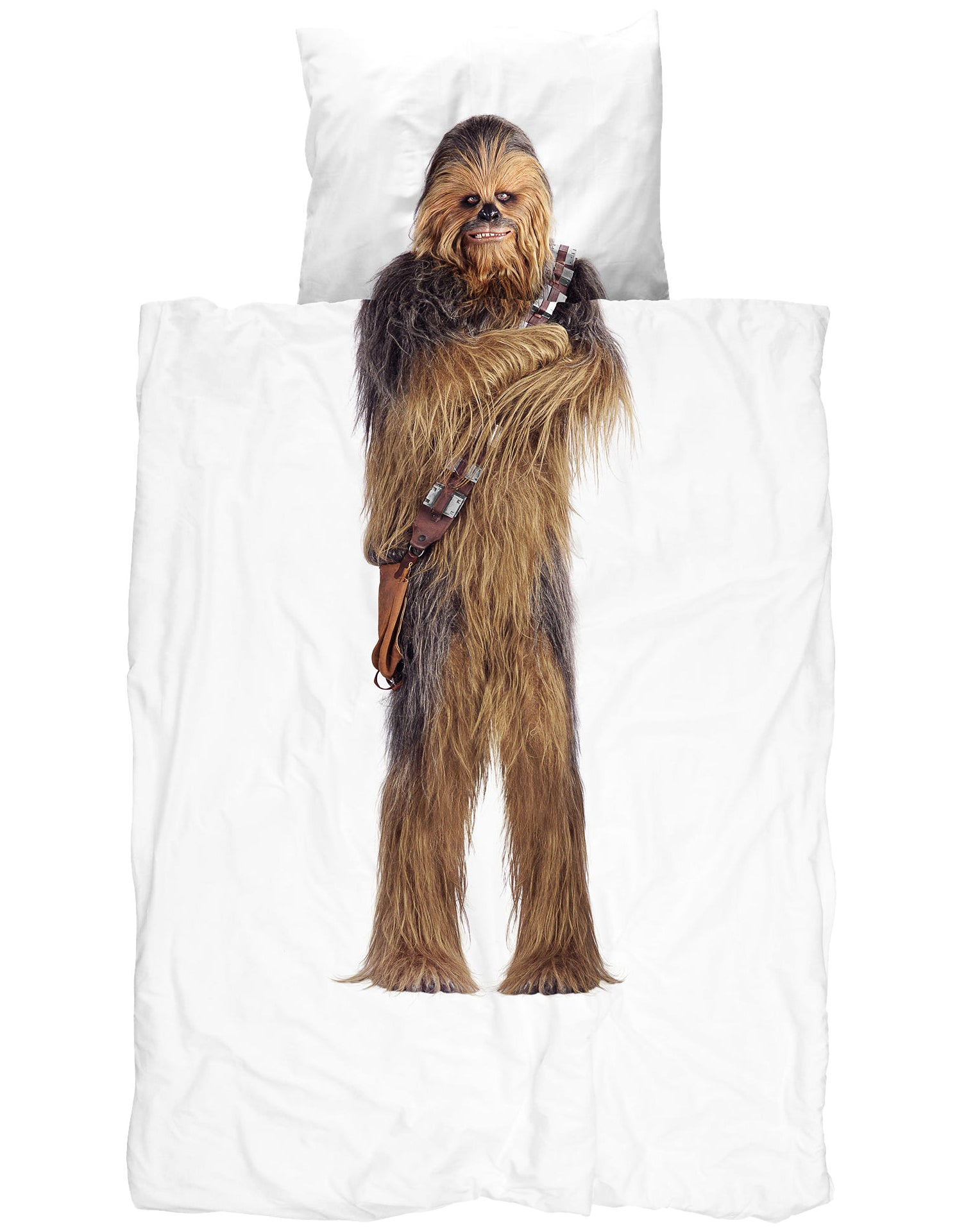 Inspire Star Wars Dreams With Vader and Chewbacca Bedding