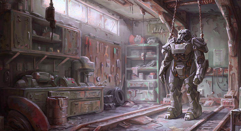 Fallout 4's Power Armour Is Better Than Ever