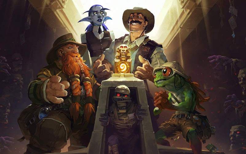 Hearthstone's Latest Adventure Is Really Creative