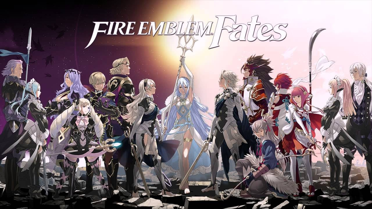 Here's How Buying Fire Emblem Fates Will Work