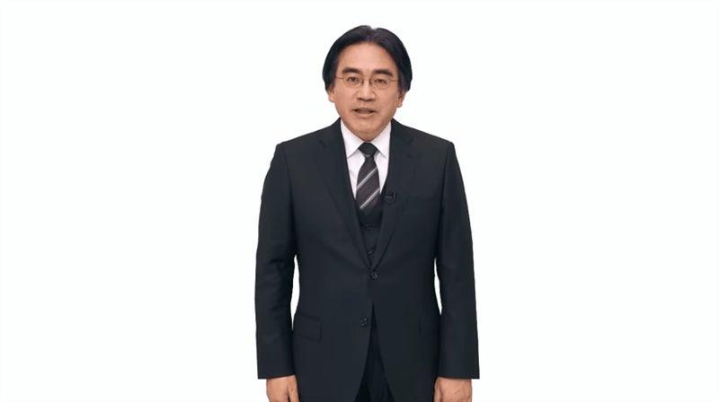 Satoru Iwata Really Is Gone