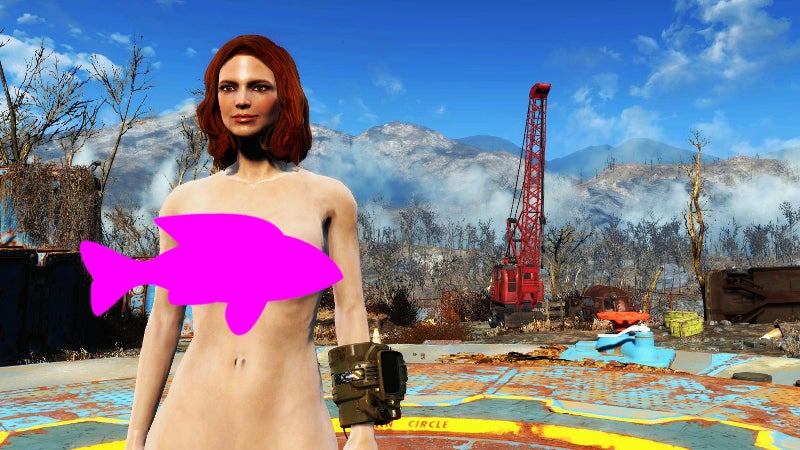 Of Course, There Are Nude Mods for Fallout 4
