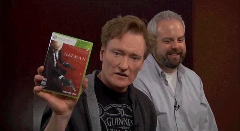 Conan O'Brien: Video Game Salesman