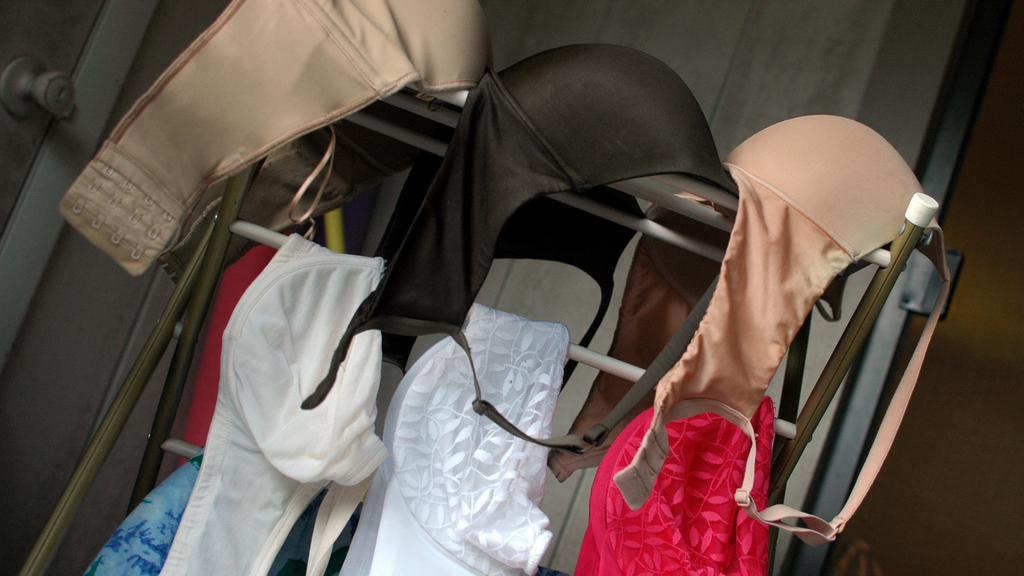Your Unwashed Bras Are Growing (Mostly Harmless) Bacteria