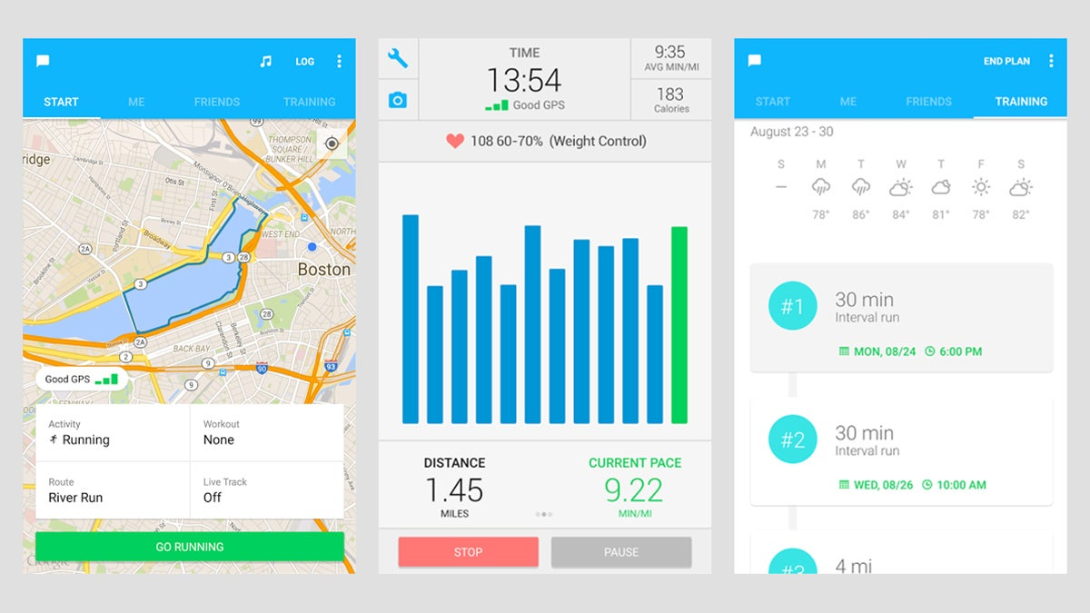 9 Free Apps to Get Fit Using Only Your Smartphone