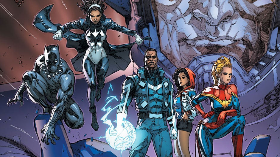 The New Ultimates Team Is Trying to Solve Marvel's Galactus Problem