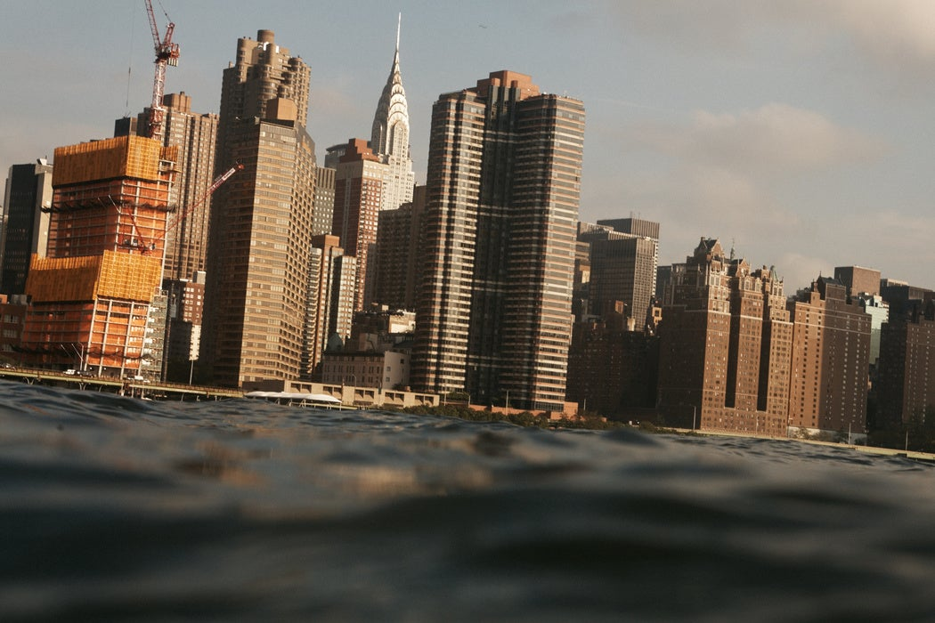 In These Photographs, New York City Is Drowning