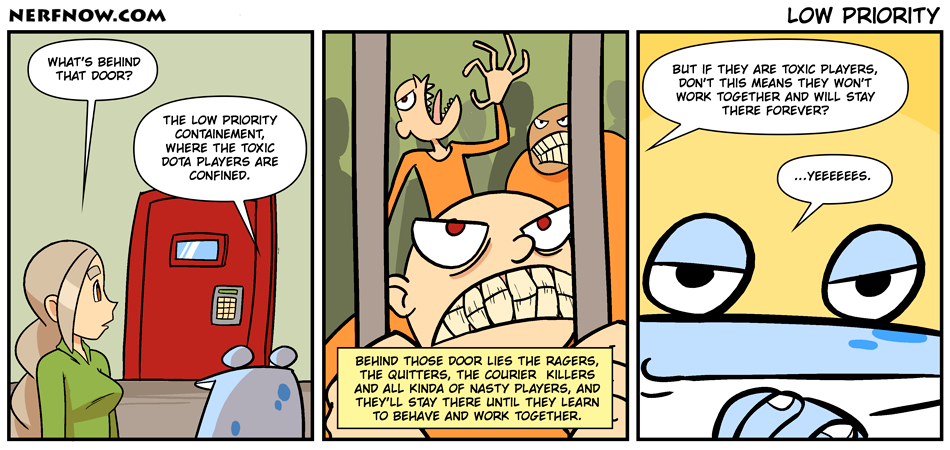 Sunday Comics: Check The Fridge