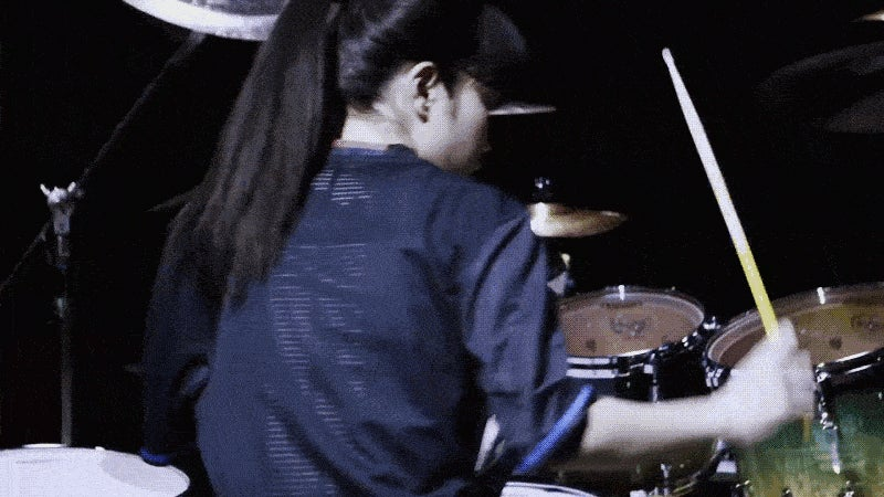 Damn, This Is Good Drumming