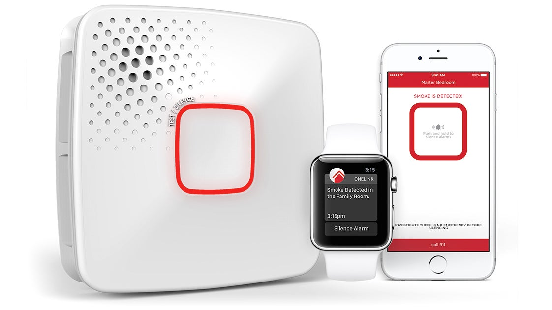 First Alert's New Smoke and Carbon Monoxide Detector Alerts Your iOS Devices of Danger
