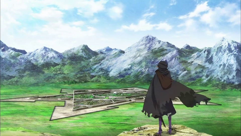 Japanese Soldiers Explore a Fantasy World in GATE