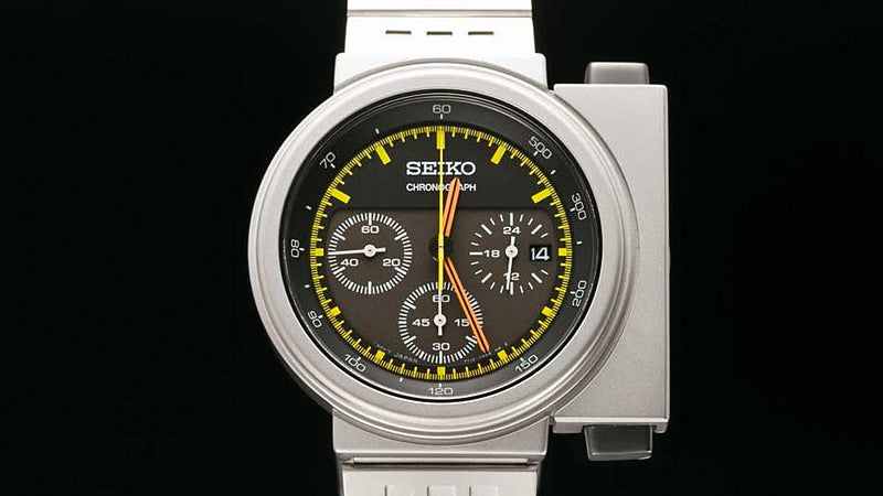 Seiko Is Re-issuing the Futuristic Watch Ripley Wore In Aliens