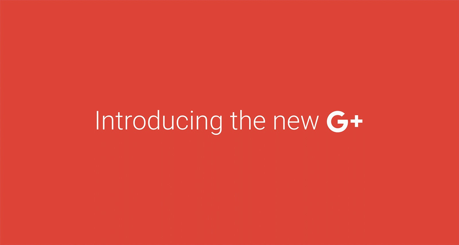 Google+ Gets a Revamp, Now Focusing On Communities and Collections