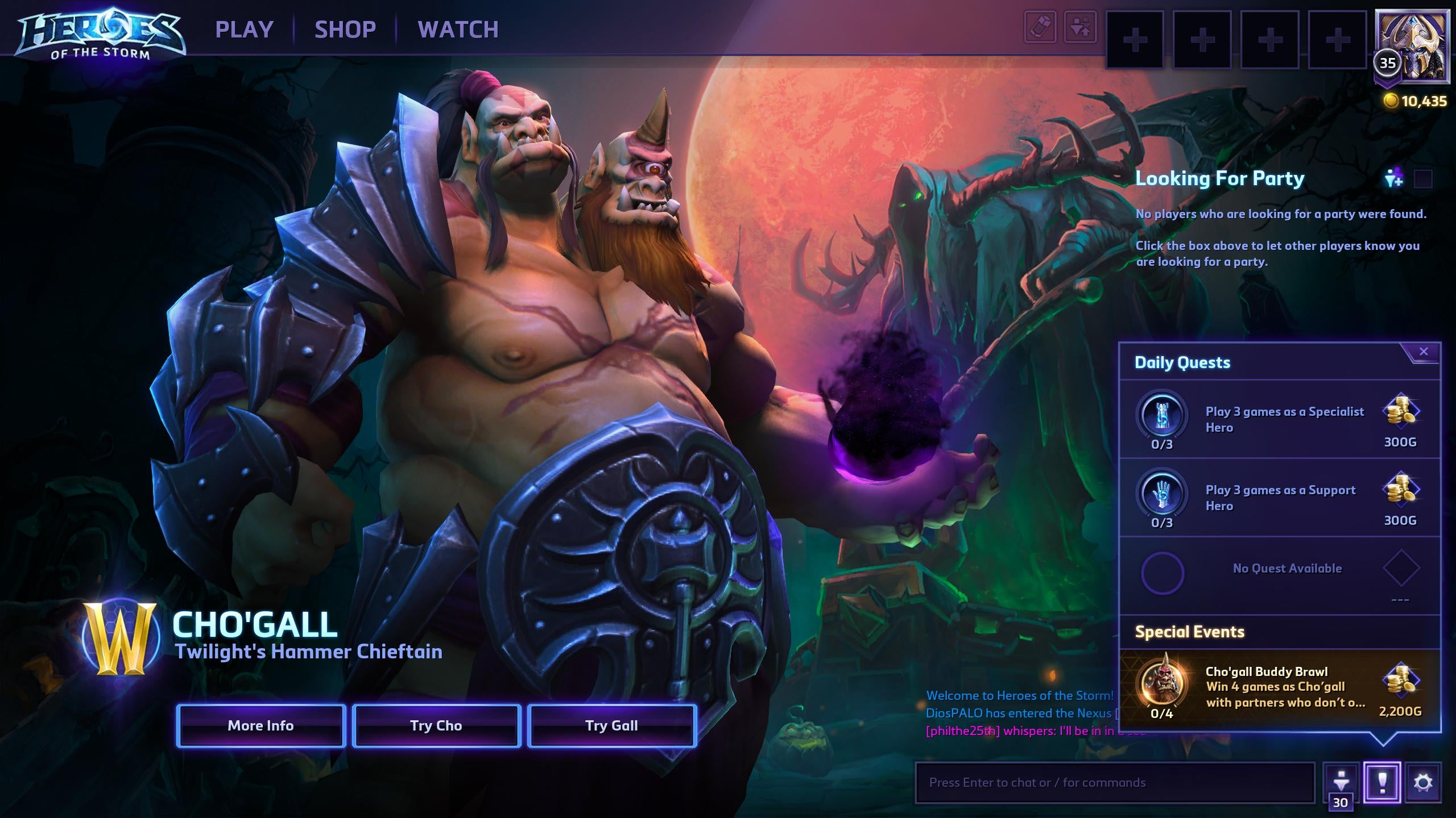 Watch Us Bumble Around With Heroes Of The Storm's New Two-Player Character