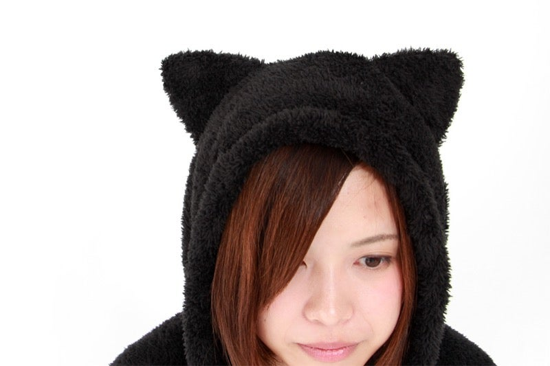 Carry Your Cat with This Fluffy Neko Suit
