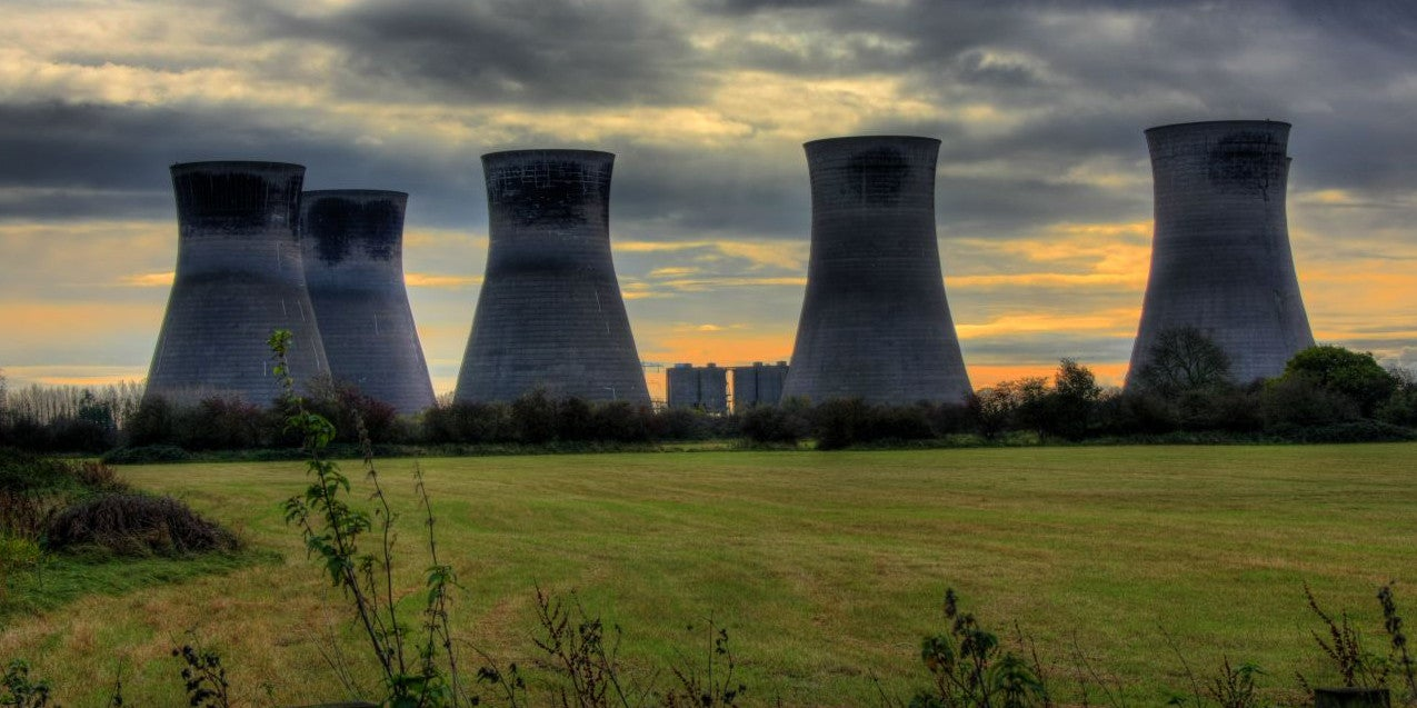 The UK Is Shutting Down All Its Coal Power Stations