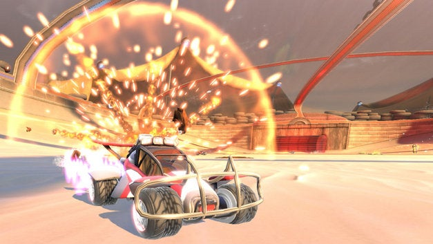Rocket League's Next Arena Is Finally Changing Things Up