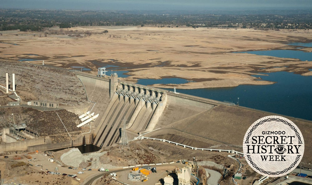 The Reservoir That Made the World Pay Attention to California's Drought