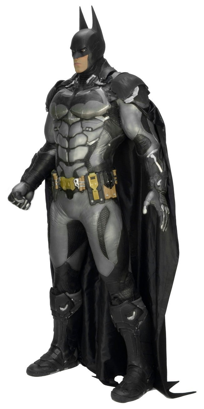 Life-size Arkham Knight Batman Could...Scare Crows?