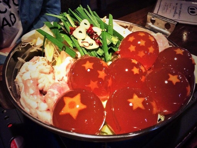 Dragon Balls Served Up at Japanese Restaurant