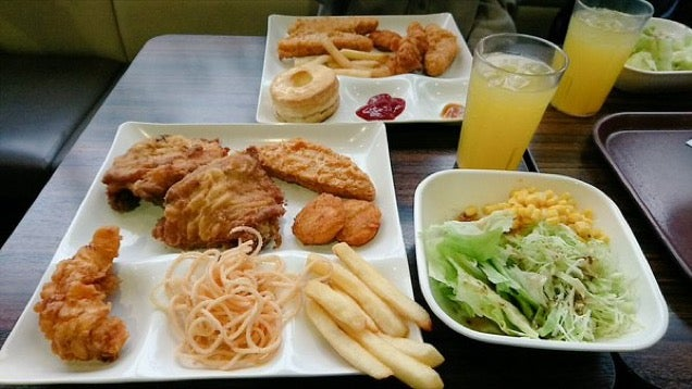 Inside Japan's Newest All-You-Can-Eat KFC