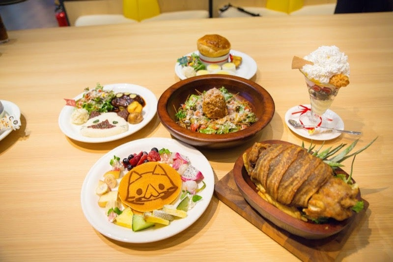 Capcom Just Opened a Restaurant in Japan. Again.