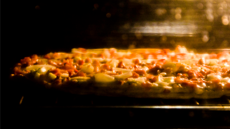 Get to Know Your Oven Better and Never Burn a Frozen Pizza Again