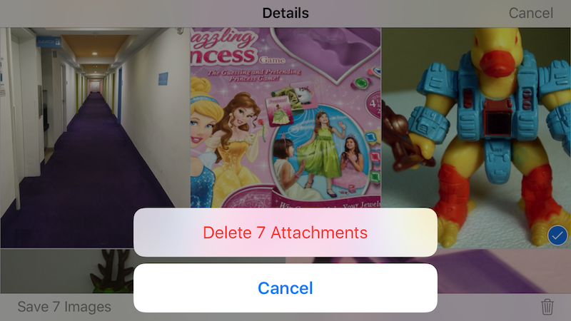 Clear Out Multiple Photos in iOS Message Threads to Quickly Regain Space