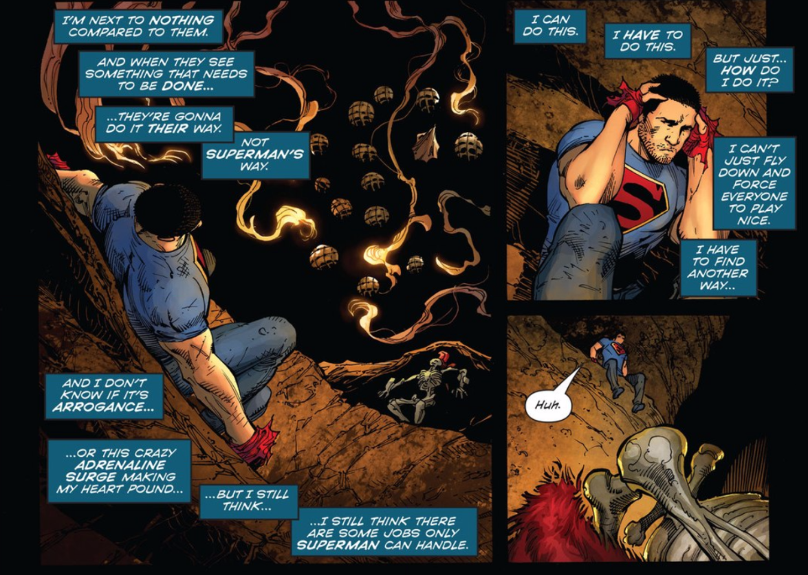 The Problem With The Newest Version of Superman