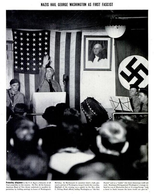 There Were American Nazi Summer Camps Across the US in the 1930s