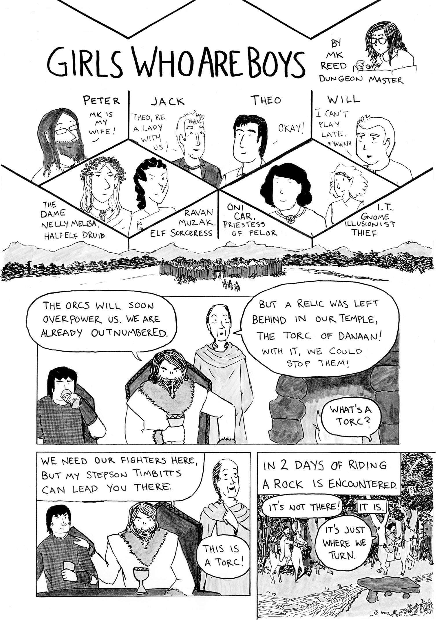 Check Out Some Amazingly Heartfelt Comics About Falling In Love With Games
