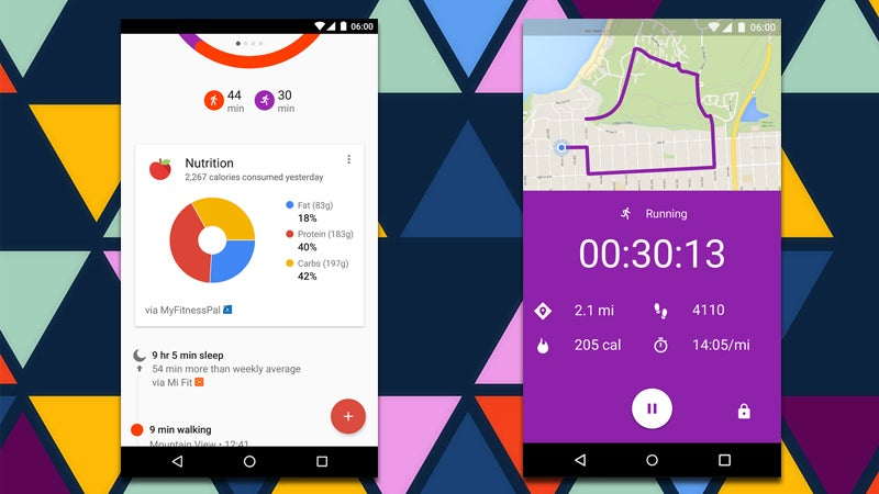 Google Fit Now Tracks Your Runs, Plugs Into Sleep and Nutrition Apps