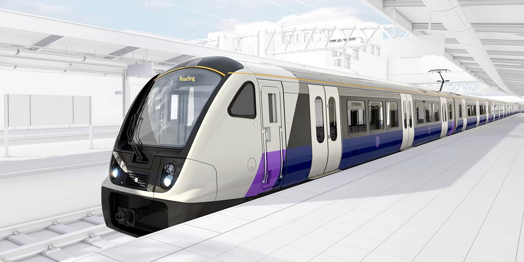 London's Next-Gen Commuter Trains Will Feature 4G, Wi-Fi and AC as Standard