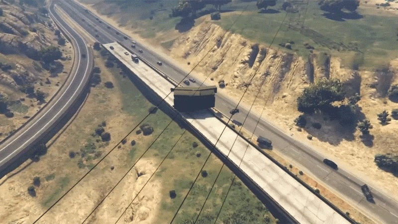 Custom-Built GTA V Plow Ends Heavy Traffic