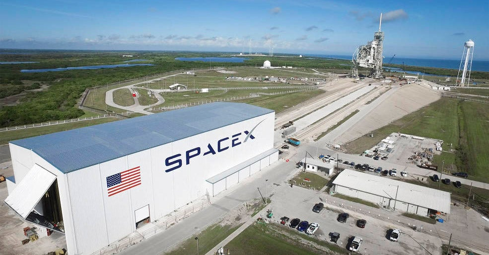 NASA Contracts SpaceX To Send Astronauts To Orbit