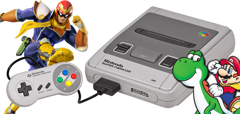 Happy 25th Birthday, Super Nintendo And Friends