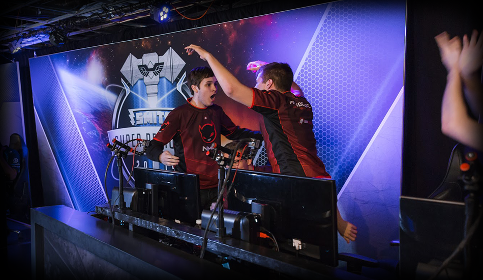 Five Teams Advance From Smite's Super Regionals To The World Championships