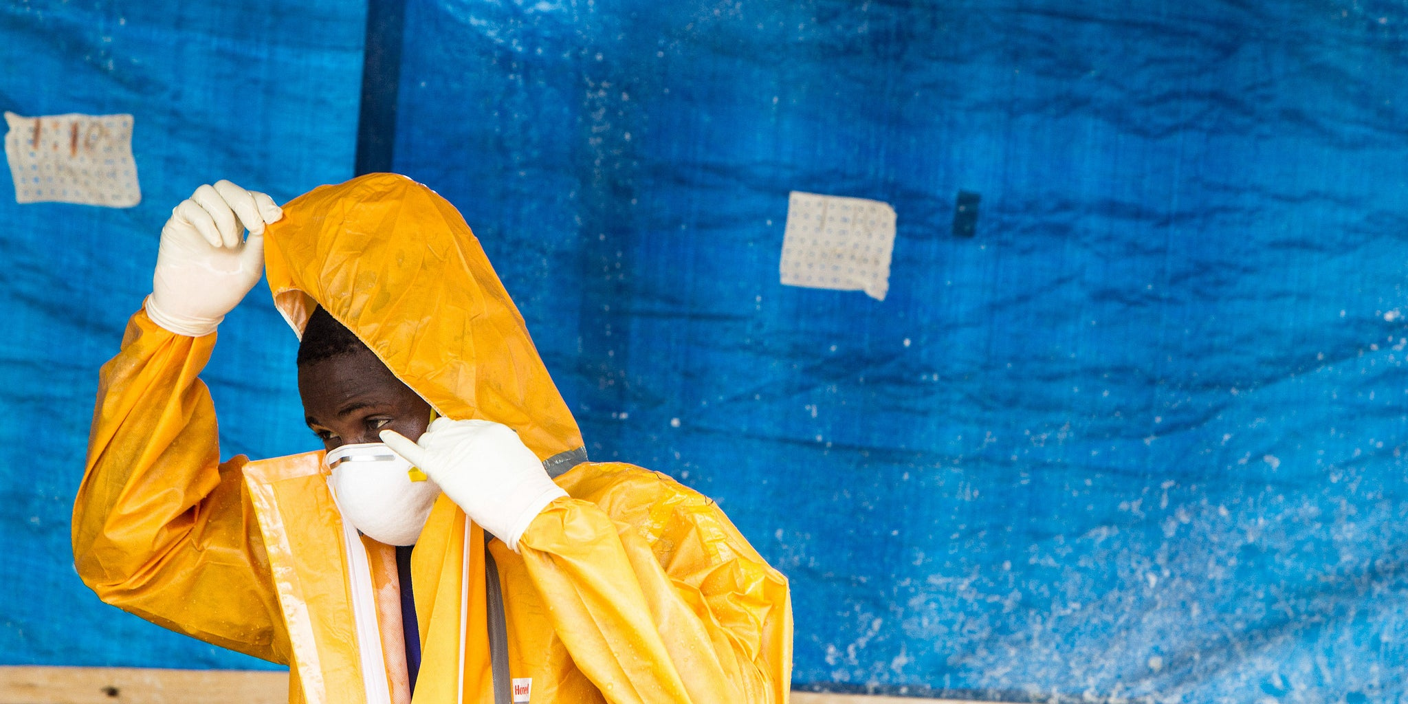 Independent Health Review: Ebola Response for West Africa Was 'Too Slow'
