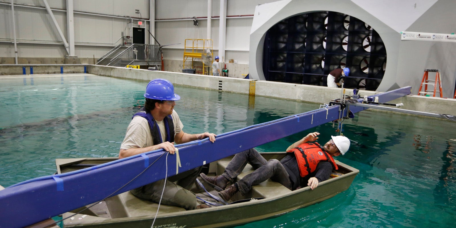 This New Ocean Simulator Will Test Marine Engineering to Destruction