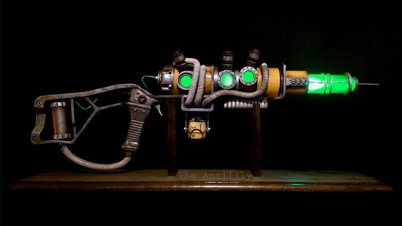 Replica Fallout Plasma Rifle Looks Hot