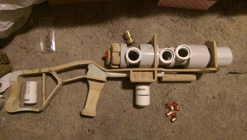 Replica Fallout Plasma Rifle Looks Hot Kotaku Australia