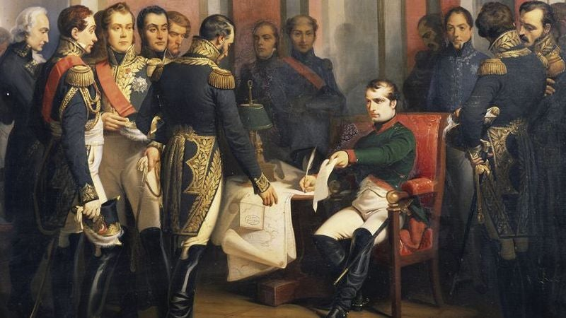 Badass Historical Chemists: The Inventor of a Green Dye That May Have Killed Napoleon