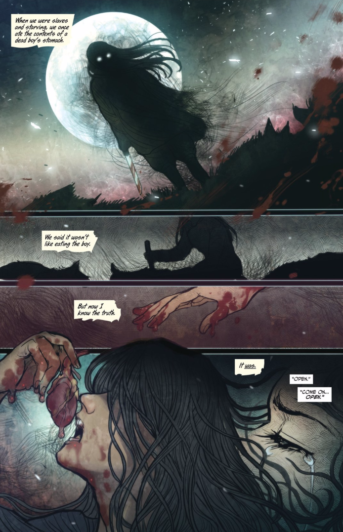 Monstress Is A Gorgeous Comic Book About Racism, War and Slavery